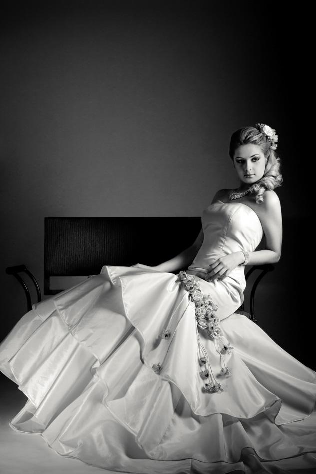 fotografia de moda noivas