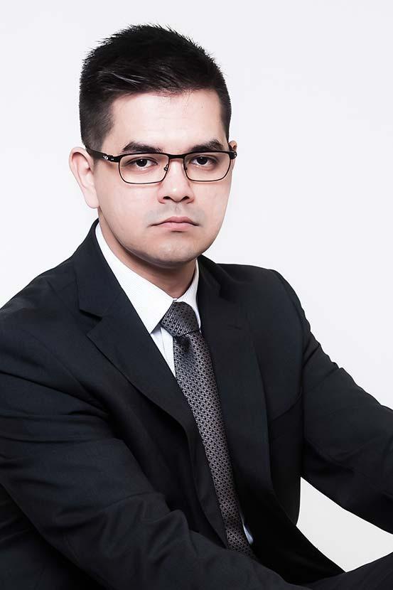 retrato corporativo masculino