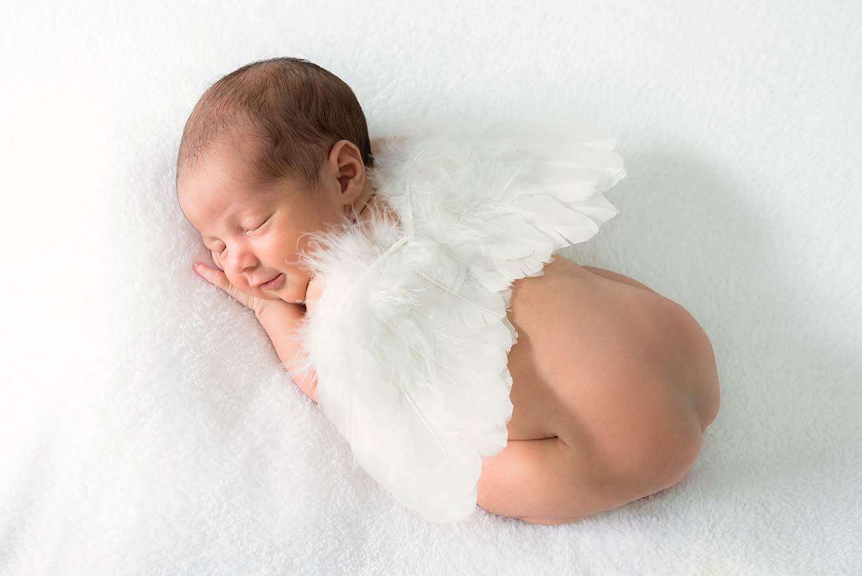 Fotos de bebe recém nascido
