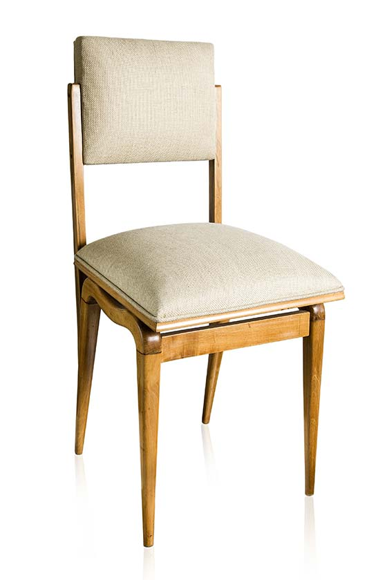 Fotografia de produto - cadeira retrô