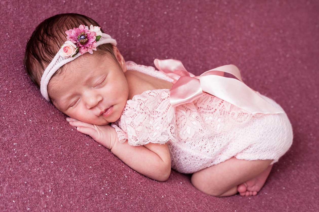 Ensaio de newborn em SP