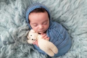 Fotos newborn em estudio SP