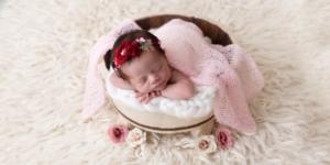 Ensaio newborn capa
